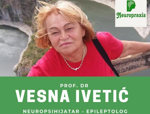 Prof. dr Vesna Ivetić