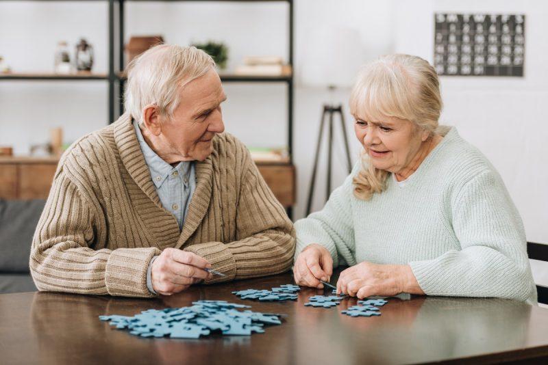 Demencija – uzroci i simptomi