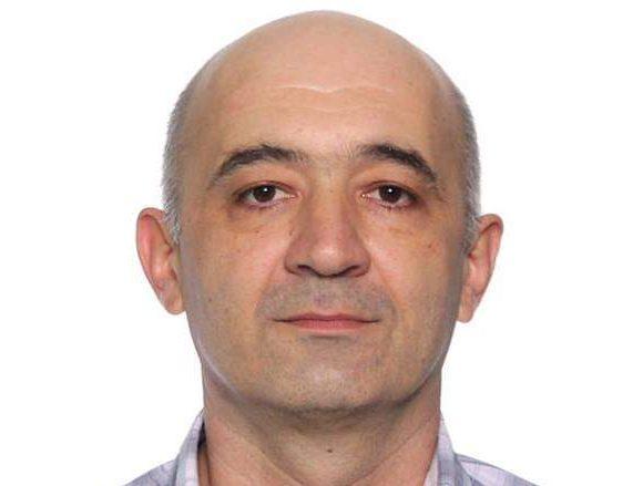 Dr sci. med. Slobodan Sekulić